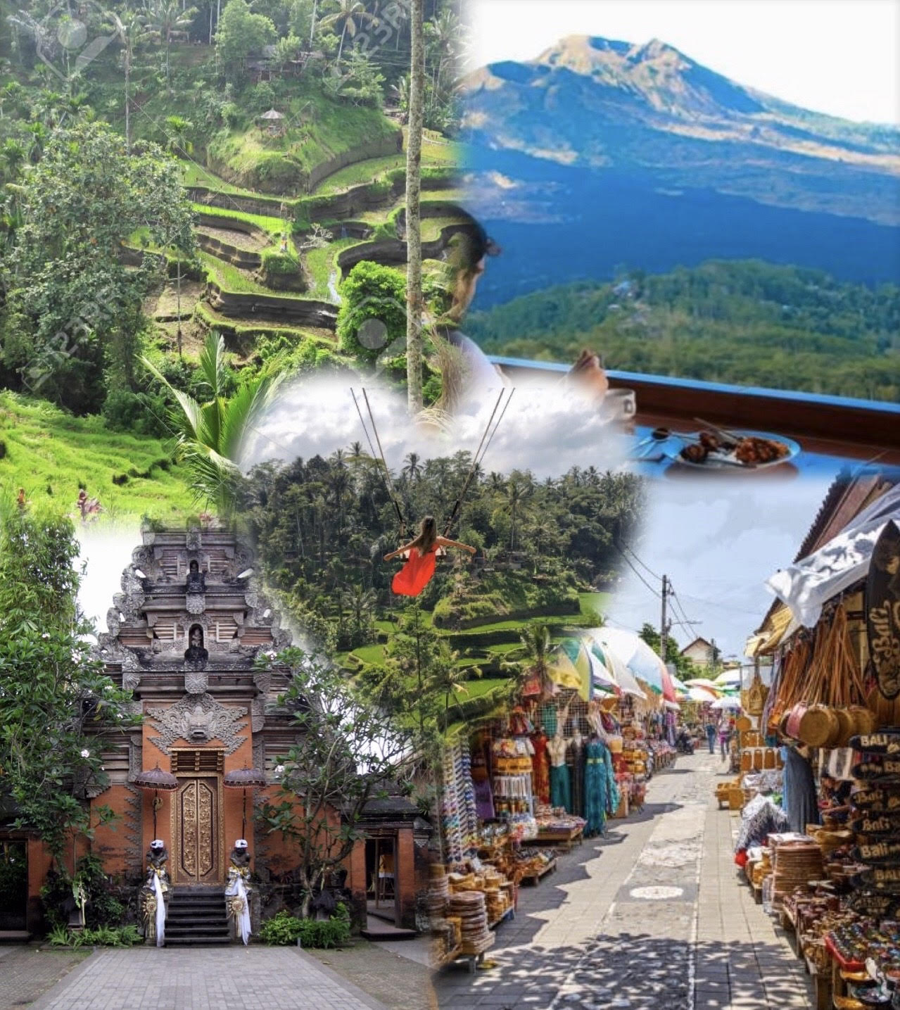 ubud kintamani tour package